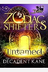 Untamed: A Zodiac Shifters Paranormal Romance: Leo (Dark Khimairans Book 1) Kindle Edition