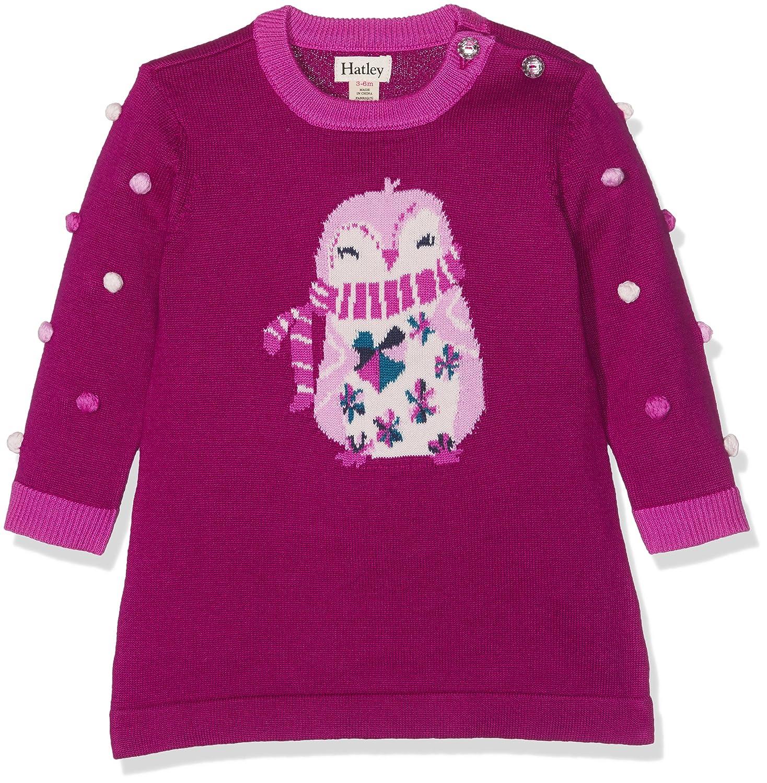 Hatley Baby Girls' Mini Sweater Dress TDNOWLS398