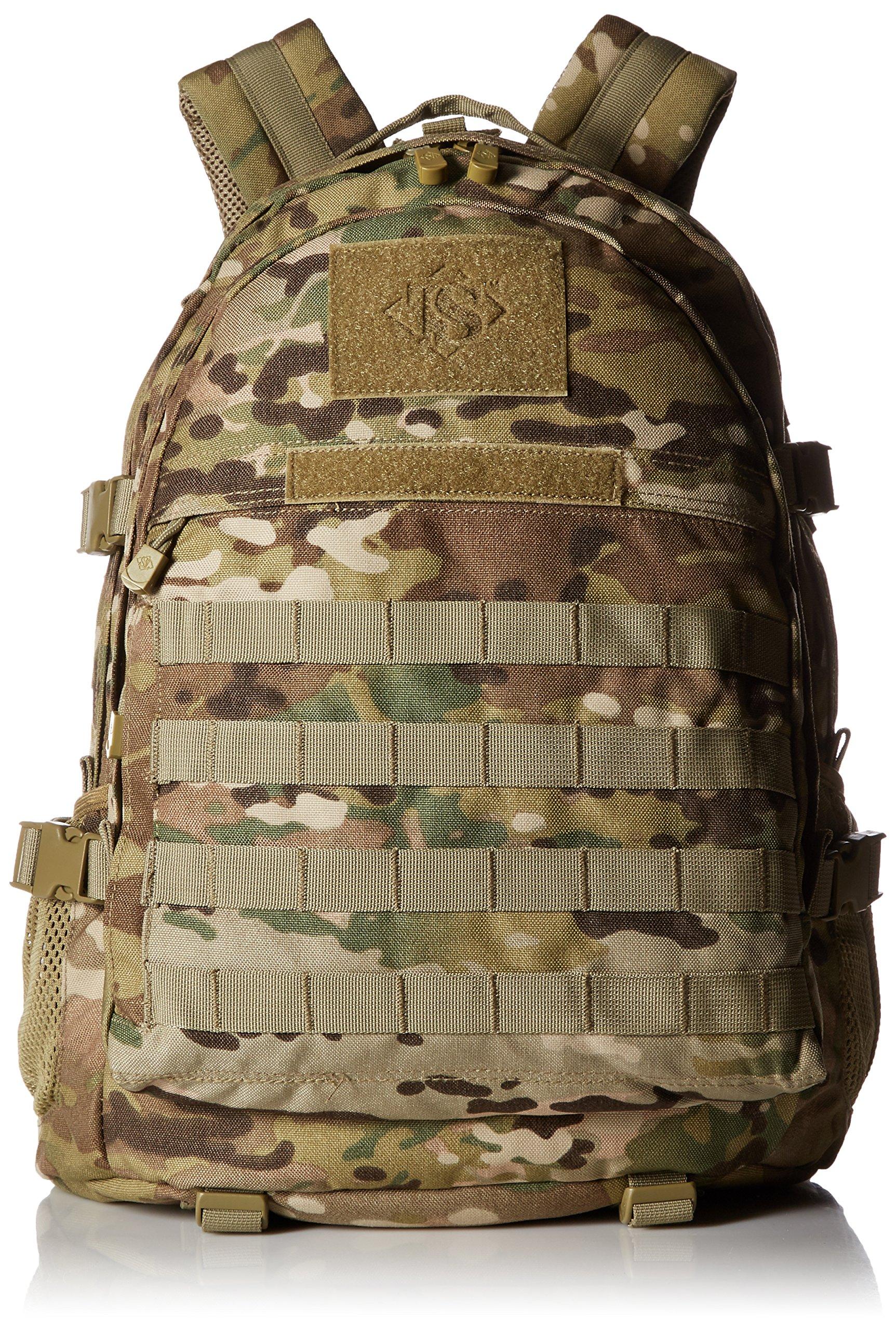 TRU-SPEC Elite 3 Day Camo Backpack, Muliticam, One Size
