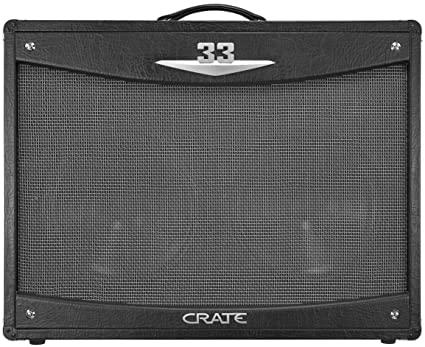 Amazon.com: Crate V33-212 All Tube Guitar Amp Combo w/Reverb, 33 Watt Twin 12 Speakers: Musical Instruments