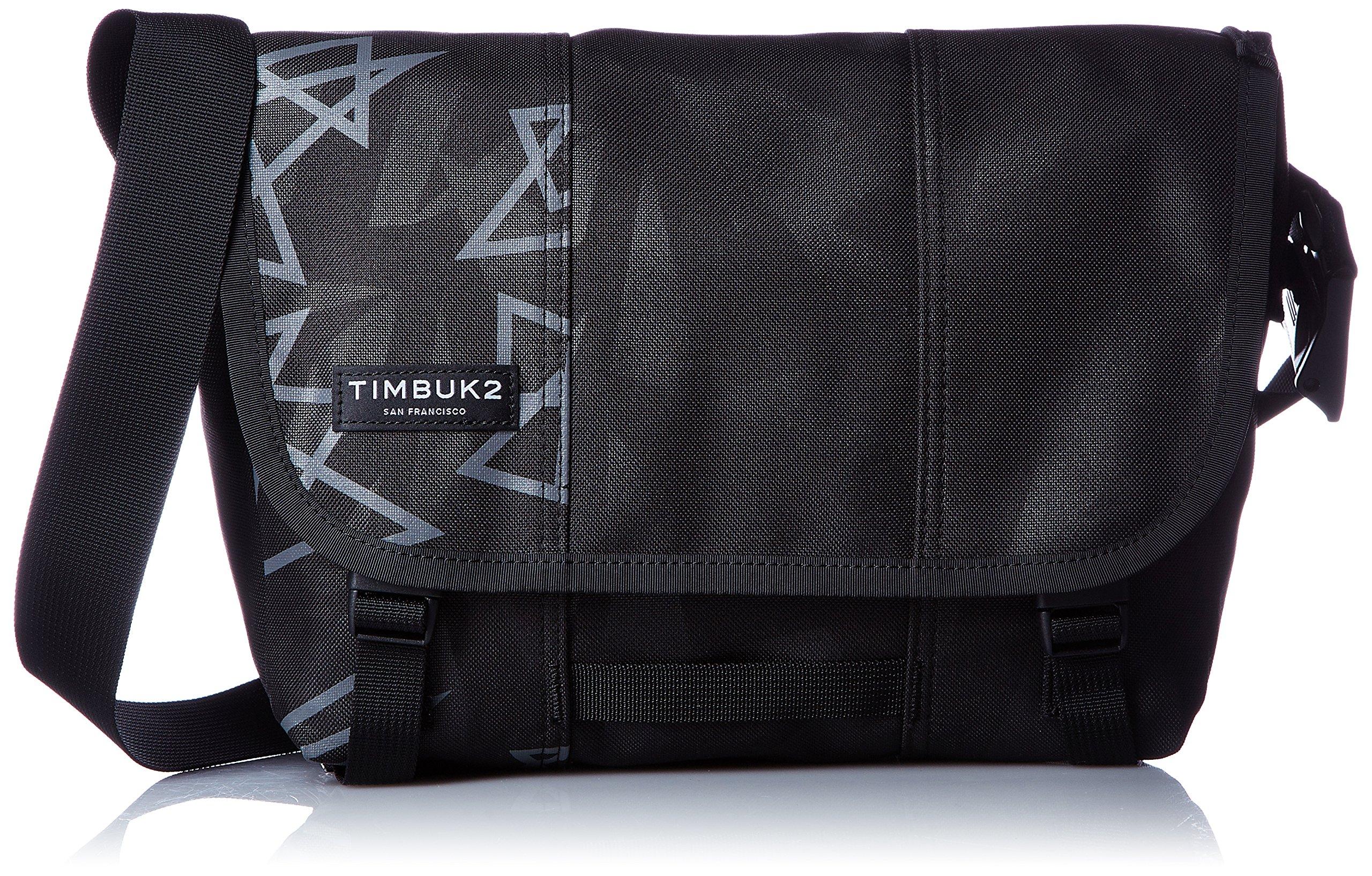 Timbuk2 Classic Print Messenger Bag Triangle Emboss, X-Small by Timbuk2