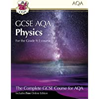 Grade 9-1 GCSE Physics for AQA: Student Book with Online Edition (CGP GCSE Physics 9-1 Revision)