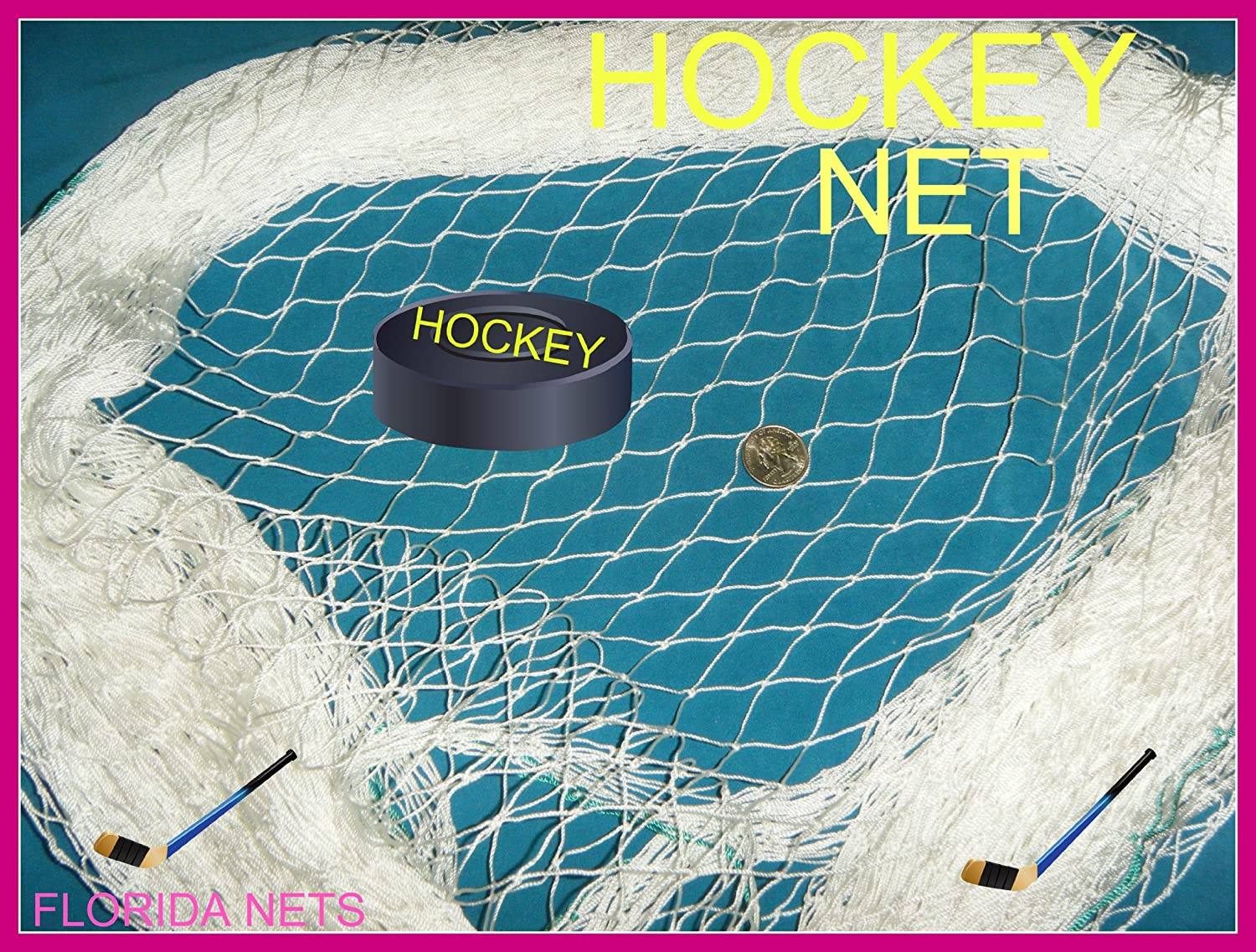 1c076c758 Amazon.com : 30'x12' Golf Net, impact, backstop, Hockey, Barrier, Fishing  Nets, Hurling Game : Golf Hitting Nets : Sports & Outdoors