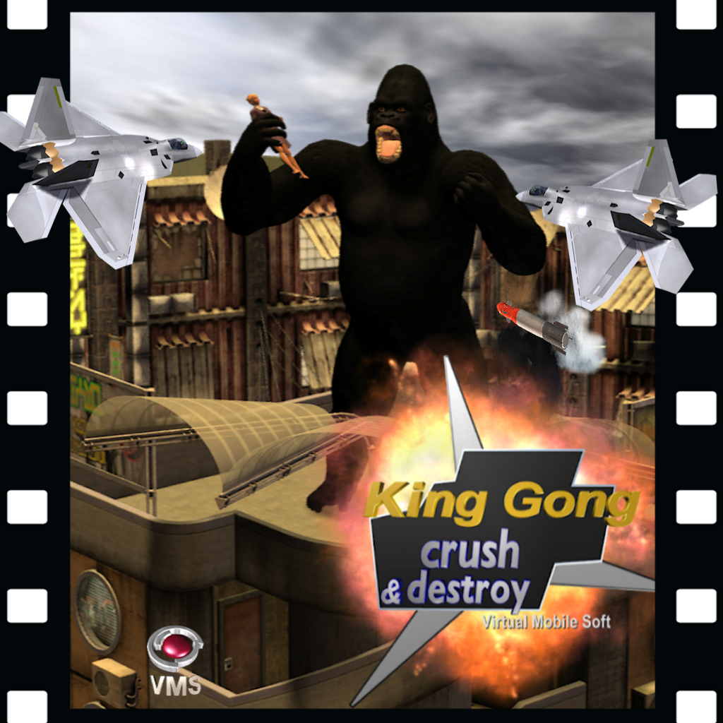 king-gong-crush-and-destroy-download