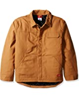 Dickies Men's Flame-Resistant Insulated Duck Jacket Big