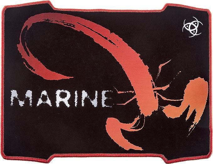 Netway MARINE M - Alfombrilla gaming para ratón: Amazon.es ...