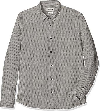 Only & Sons Onssteen L/S Shirt Noos Camisa para Hombre: Amazon.es: Ropa y accesorios