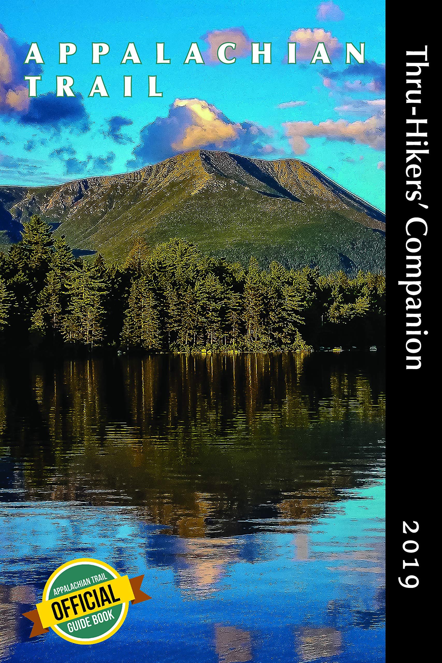 Appalachian Trail Thru-Hiker's Companion (2019) by Appalachian Trail Conservancy