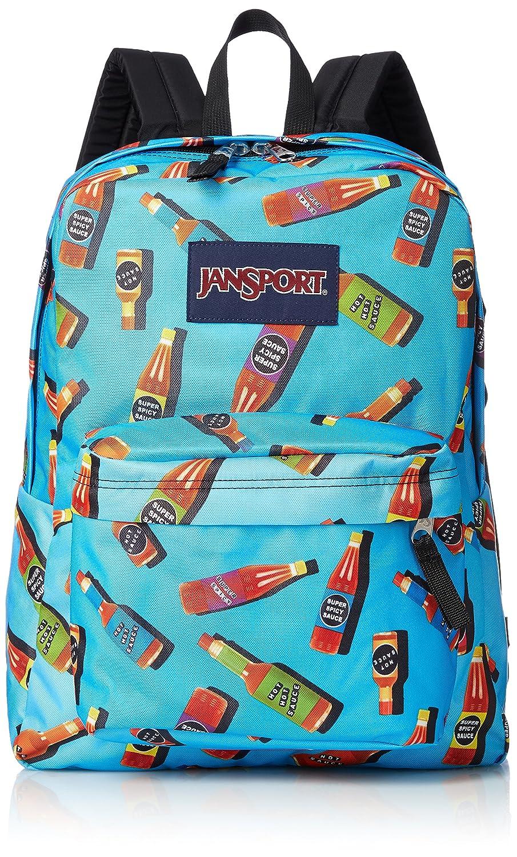 Amazon.com | JanSport Superbreak Backpack - Hot Sauce - Classic, Ultralight | Casual Daypacks