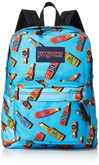 2d74dc219 Amazon.com | JanSport Superbreak Backpack - Hot Sauce - Classic ...