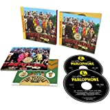 Sgt. Pepper's Lonely Hearts Club Band [2 CD][Deluxe Edition]