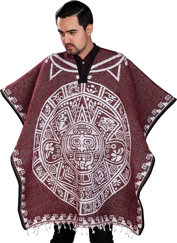 cozy gypsy style boho aztec poncho bohemian unisex nomad Poncho mexican pixie mens festival ladies