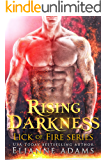 Rising Darkness : Book One of a Phoenix Shifter Fantasy Romance (Lick of Fire series)