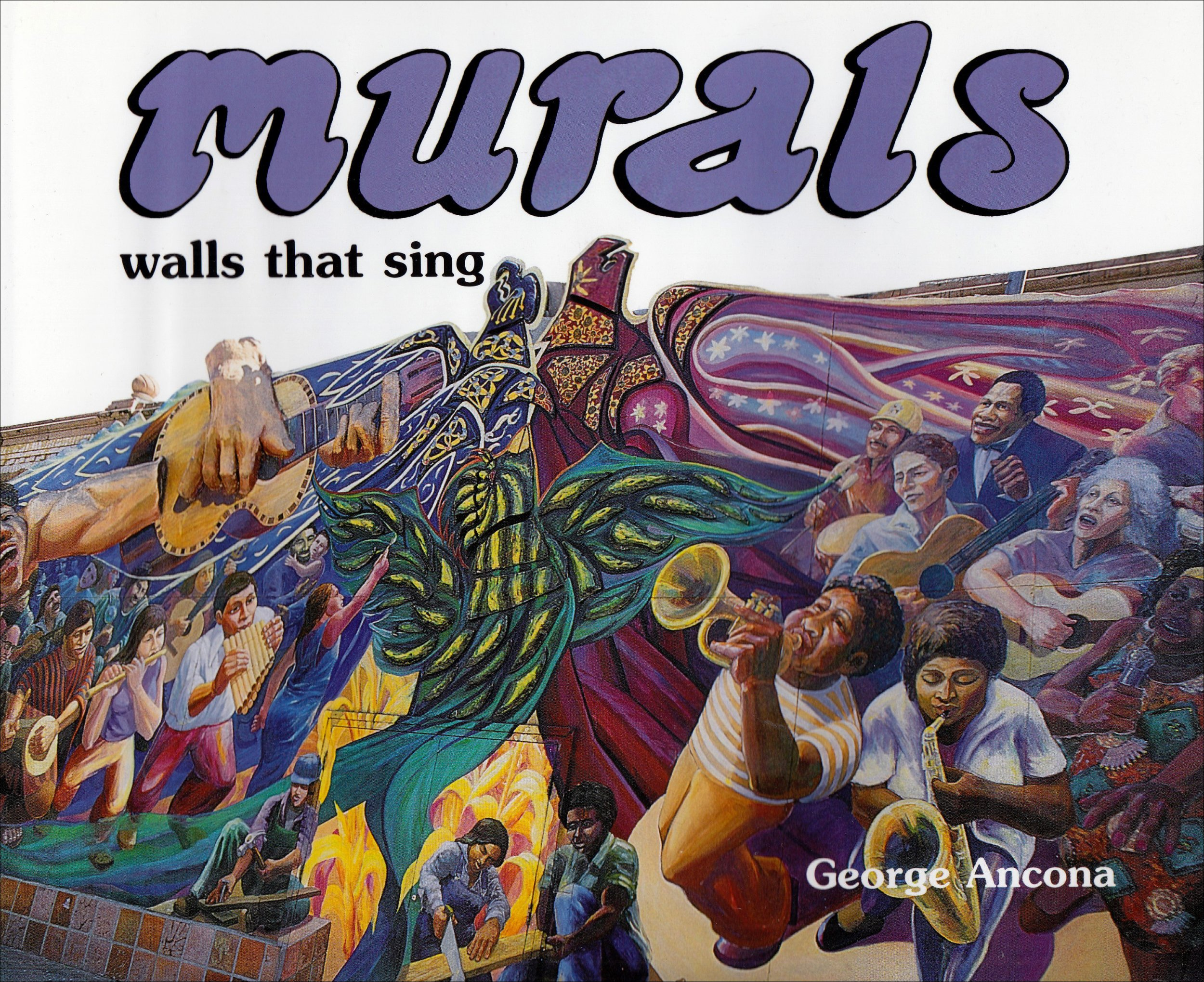 Download Murals: Walls That Sing (America's Award for Children's and Young Adult Literature. Commended (Awards)) pdf epub
