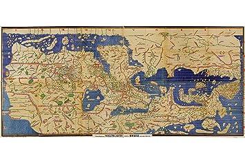 Amazon muhammad al idrisi the tabula rogeriana ancient world muhammad al idrisi the tabula rogeriana ancient world map 1154 gumiabroncs Image collections