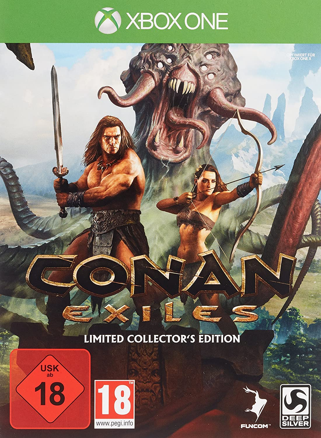 Conan Exiles Collector\'s Edition [Xbox One]: Amazon.de: Games