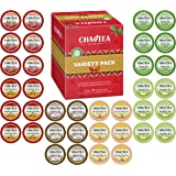 Cha4TEA 36 Keurig K-Cup Tea Variety Flavor Sampler Pack K Cups (Green Tea, Black Tea, Jasmine, Earl Grey, Oolong Green Tea, English Breakfast)
