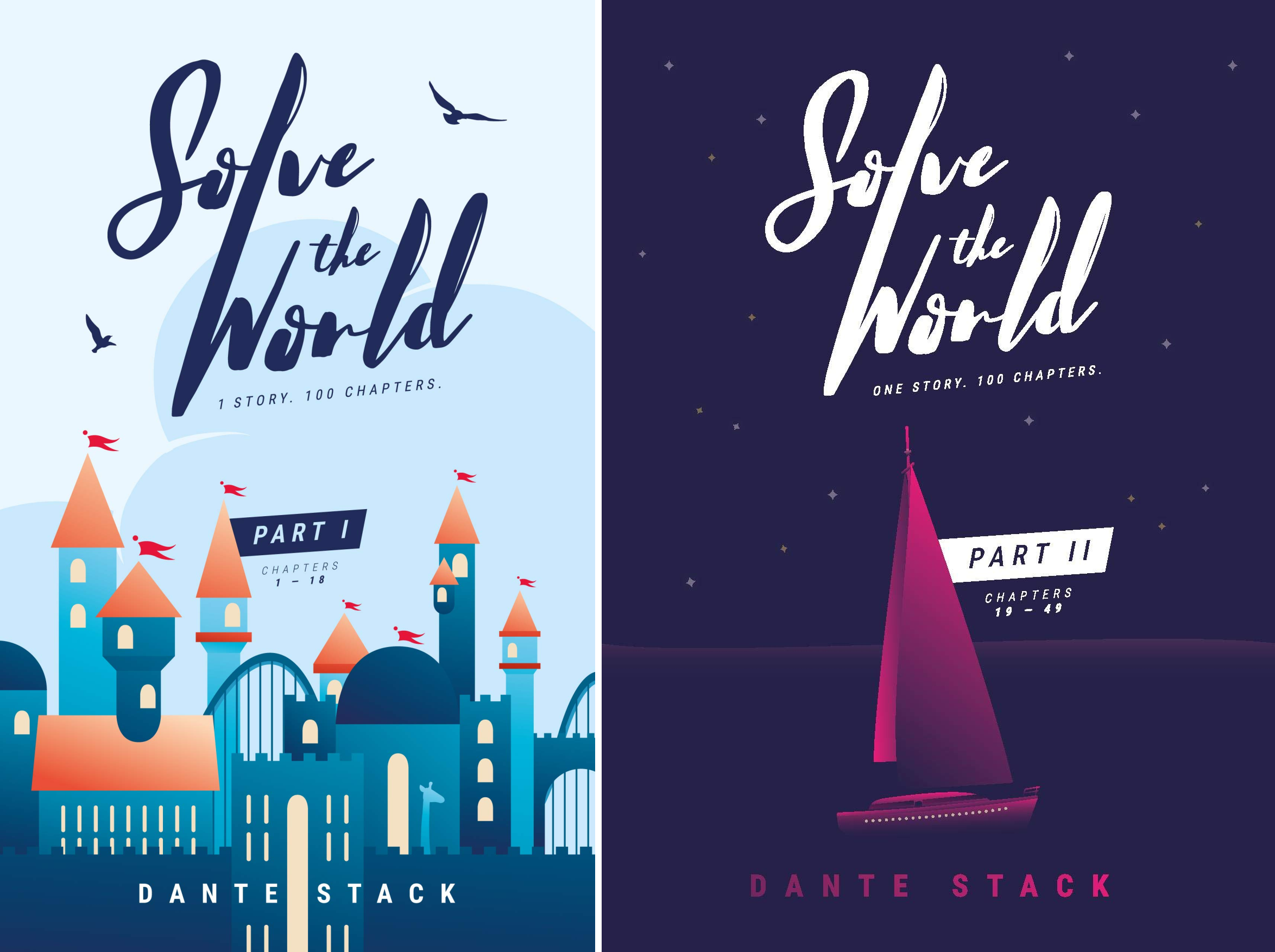 Solve the World (2 Book Series)