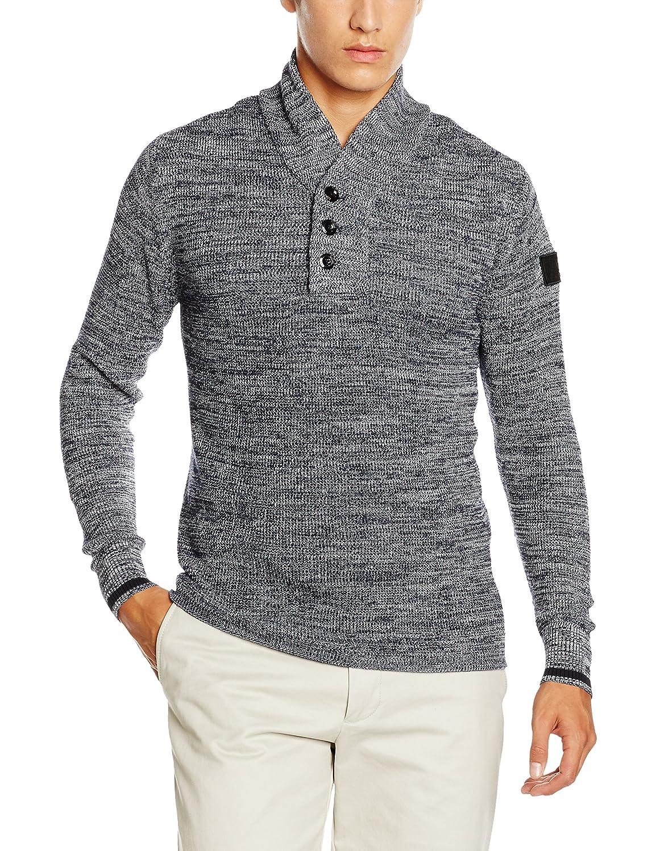 G-STAR Herren Sport Pullover Dadin Shawl Collar Knit L