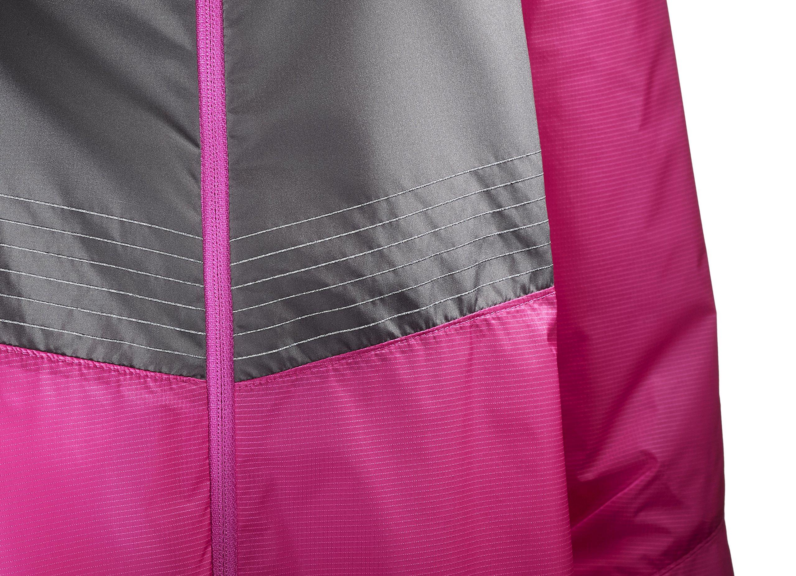 Salomon Women's Lightning Aero FZ Hoodie, Pink Yarrow, S by Salomon (Image #5)