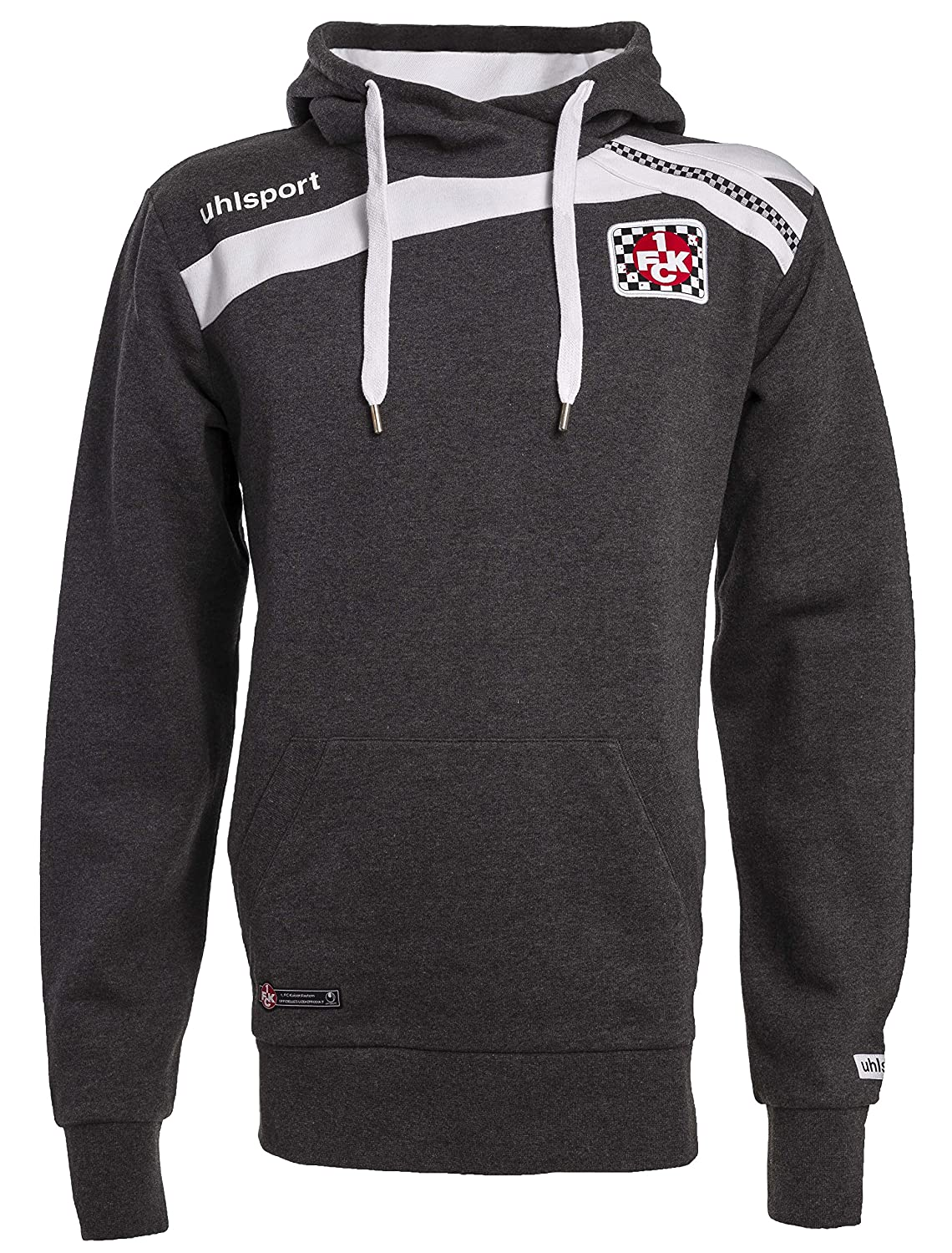 Uhlsport FCK Hoody Cross-Design 15 16