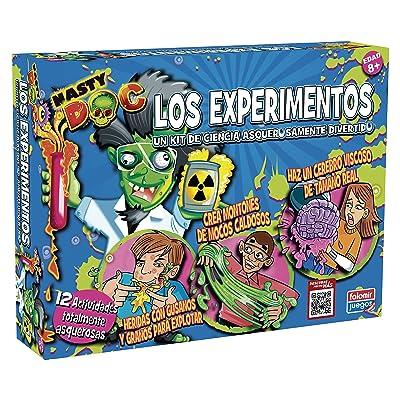 Falomir - Nasty Doc Los Experimentos TV, Juego Creativo (25029): Juguetes y juegos