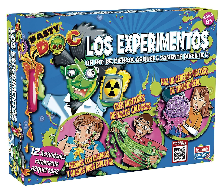 Falomir - Nasty Doc Los Experimentos TV, Juego Creativo (25029)