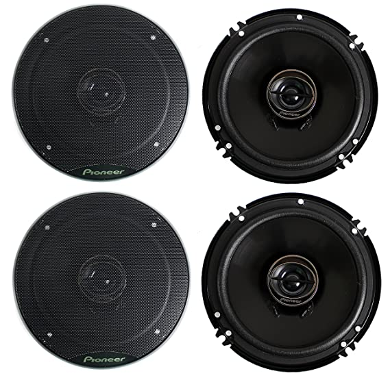 amazon com pioneer ts g1645r 2 way 6 1 2 500 watt car audio rh amazon com