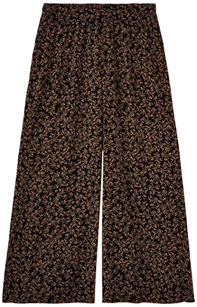 Anaphora Women's Relaxed Capris Trousers at amazon