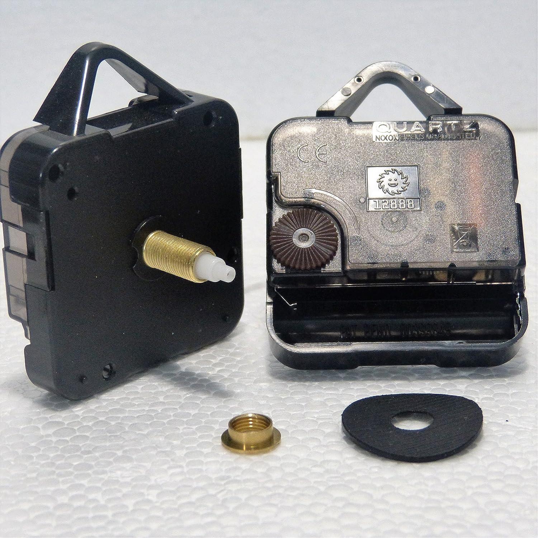 New sostituzione ticchettio orologio al quarzo Young Town 12888movimento meccanismo motore–DIY–Raccordi–(Long–23.5mm Lunghezza totale del mandrino)