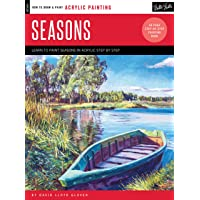 Acrylic: Seasons: Learn to paint step by step