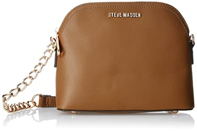 162db37b62 Steve Madden Women's Sling Bag (Chestnut): Amazon.in: Shoes & Handbags