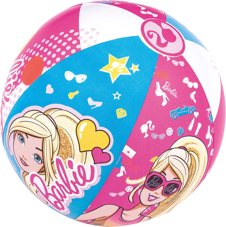 Pelota de Playa Hinchable Bestway Barbie: Amazon.es: Juguetes y juegos