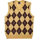 Southpole Men's Big and Tall Big & Tall Argyle Sweater Vest
