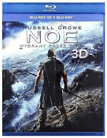 Noah Blu-Ray + Blu-Ray 3D Region B IMPORT No hay versión española ...