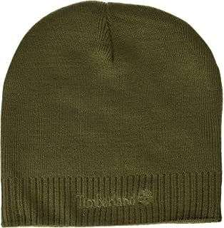 42ff2e71bca42 Timberland Men s Beanie with Logo Embroidery