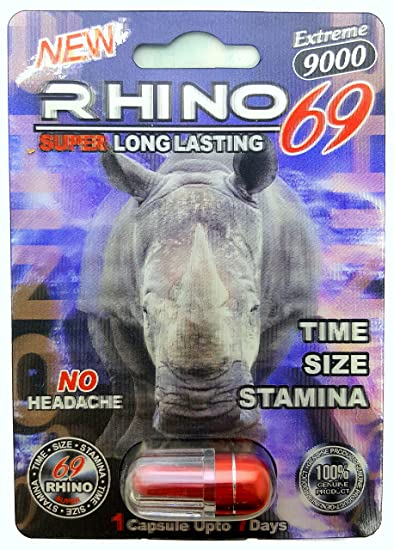 Amazon Com Premium Rhino 69 Extreme 9000 Bullet Red Best Sex Pill