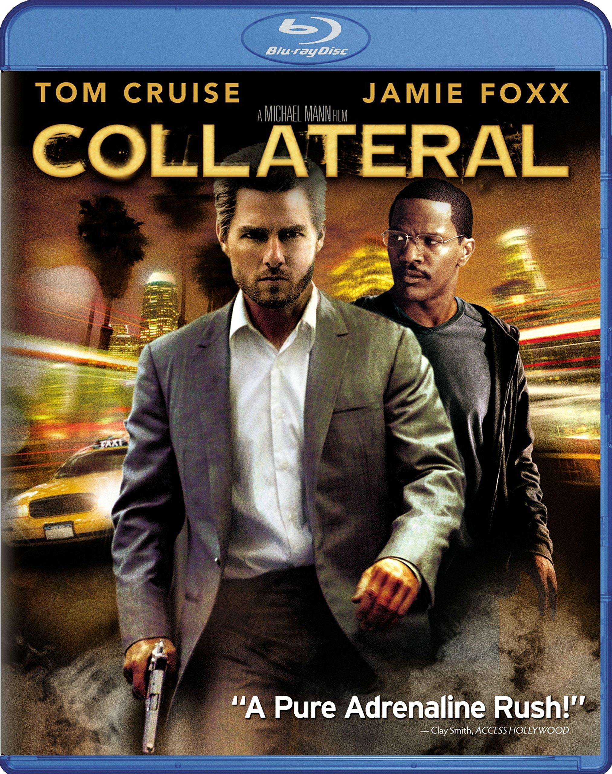 Blu-ray : Collateral (Blu-ray)