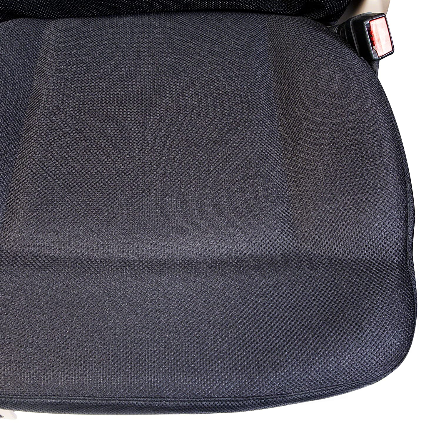 for Select Gmc Yukon Models 1 Row Coverking Custom Fit Molded Seat Cover Mesh Solid Taupe MSCSMM06GM9476M