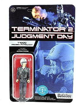 Frozen 2 CmAmazon Patrolman Figura Terminator T 1000 10 Reaction dxoreWCB