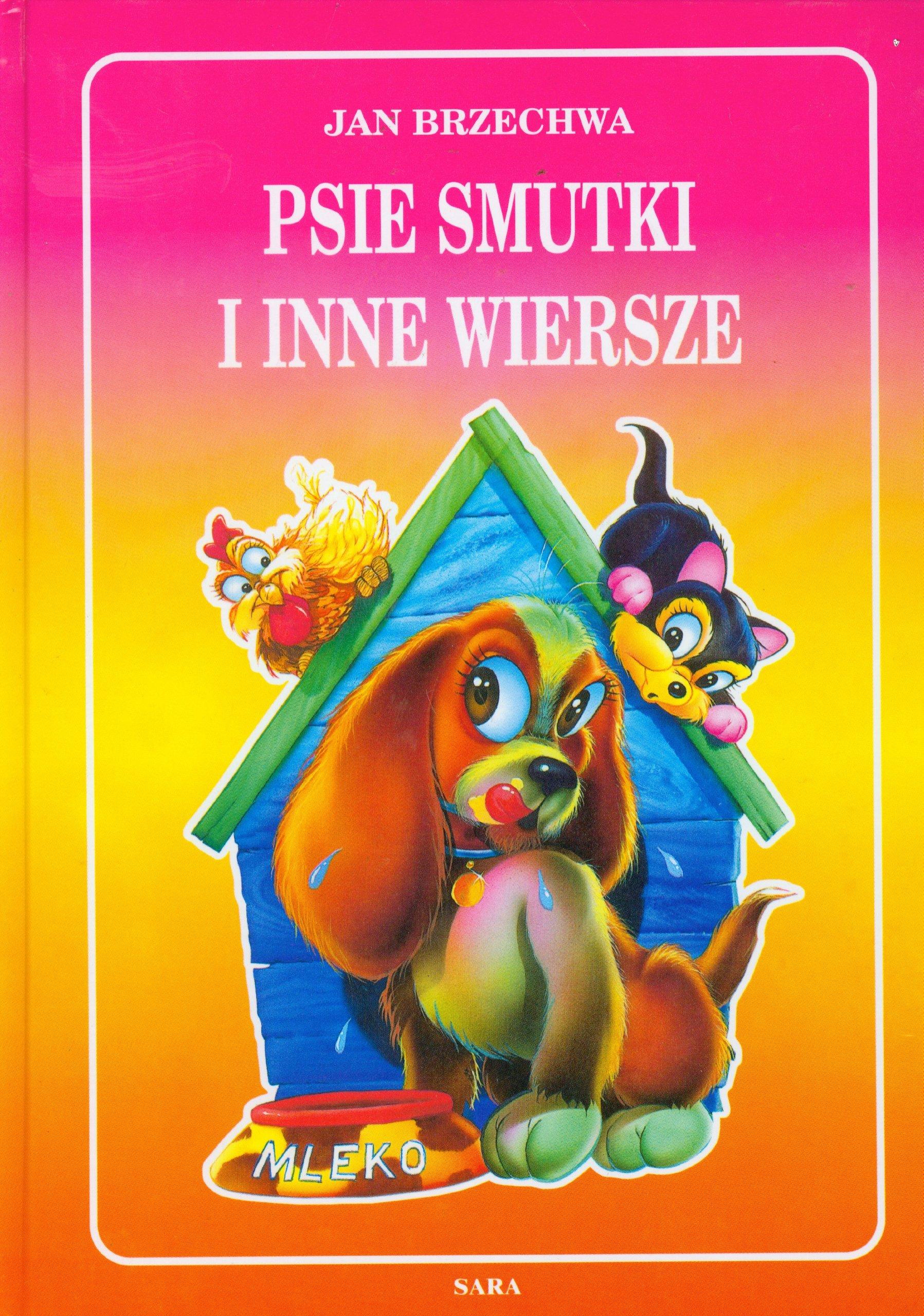 Psie Smutki I Inne Wiersze 9788372972866 Amazoncom Books