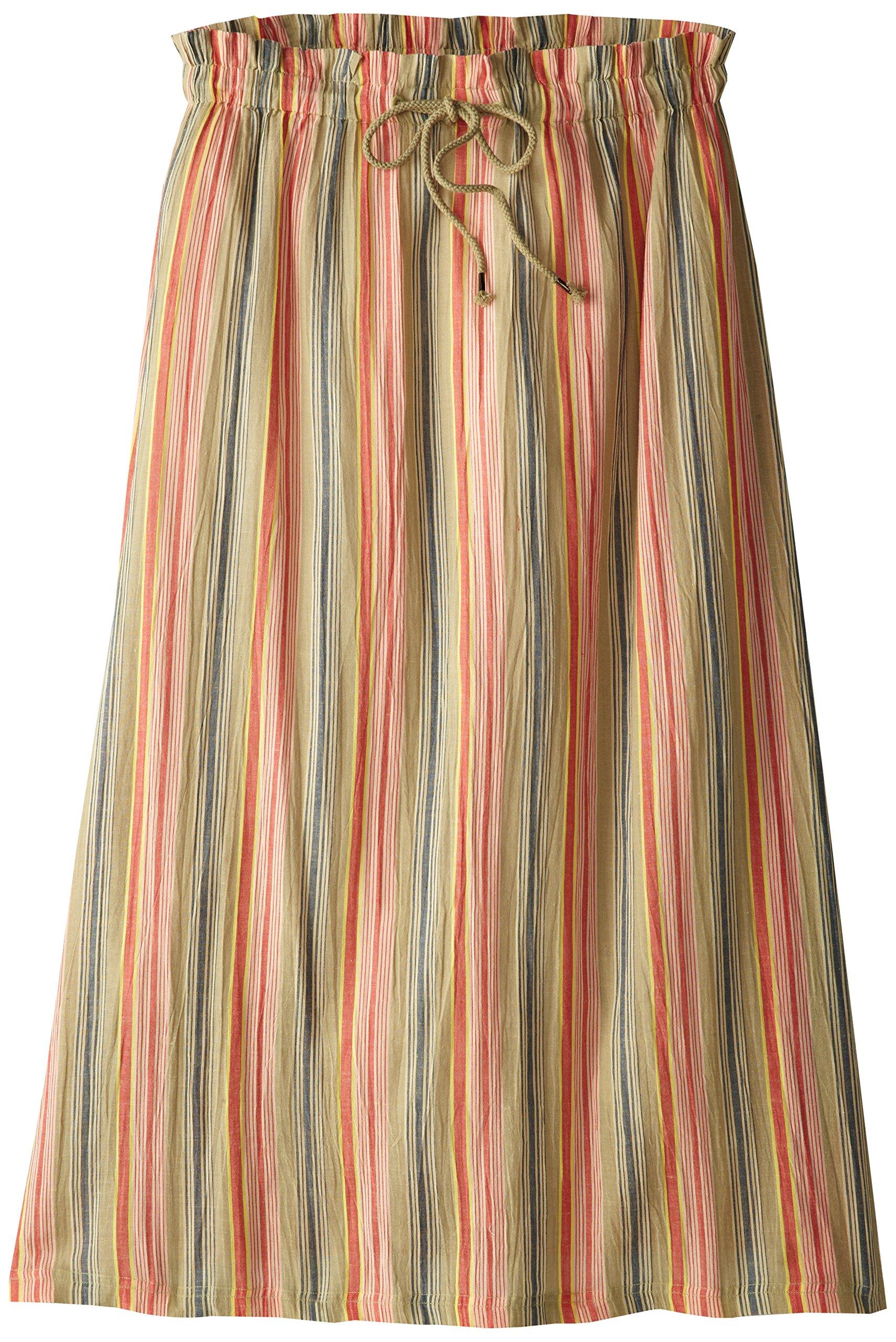 Gramicci Women's Naveen Kaftan Maxi Skirt, Rainbow, Small