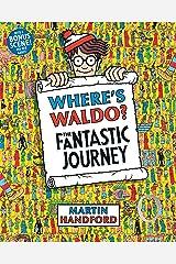 Where's Waldo? The Fantastic Journey Paperback