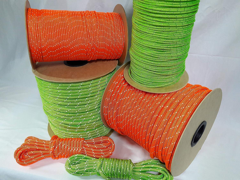 OuM 70m Polyesterseil reflektierend, leuchtende Farben (0,50€-1,29€ m) B07MC4K24D B07MC4K24D B07MC4K24D Abspannseile Vitalität 9fa243