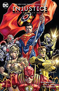 Injustice Gods Among Us Year Five Vol 2 Brian Buccellato