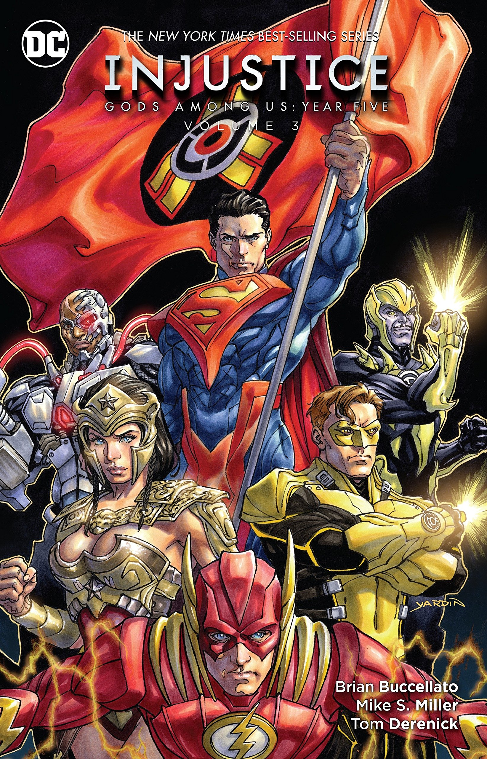 Injustice: Gods Among Us: Year Five Vol. 3 by DC Comics