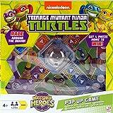 Teenage Mutant Ninja Turtles Half Shell Heroes Pop Up Board Game