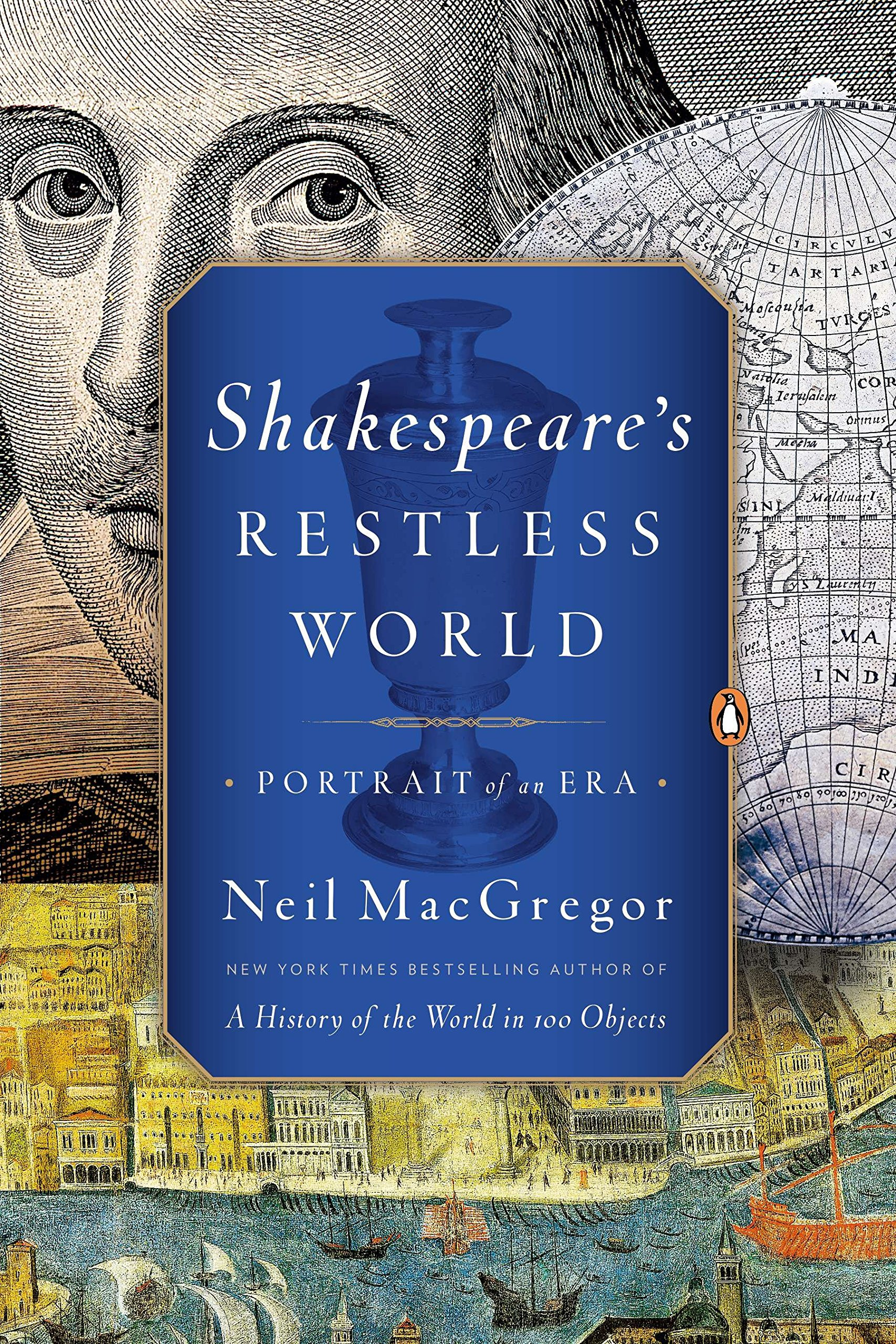 Shakespeares Restless World: An Unexpected History in Twenty Objects