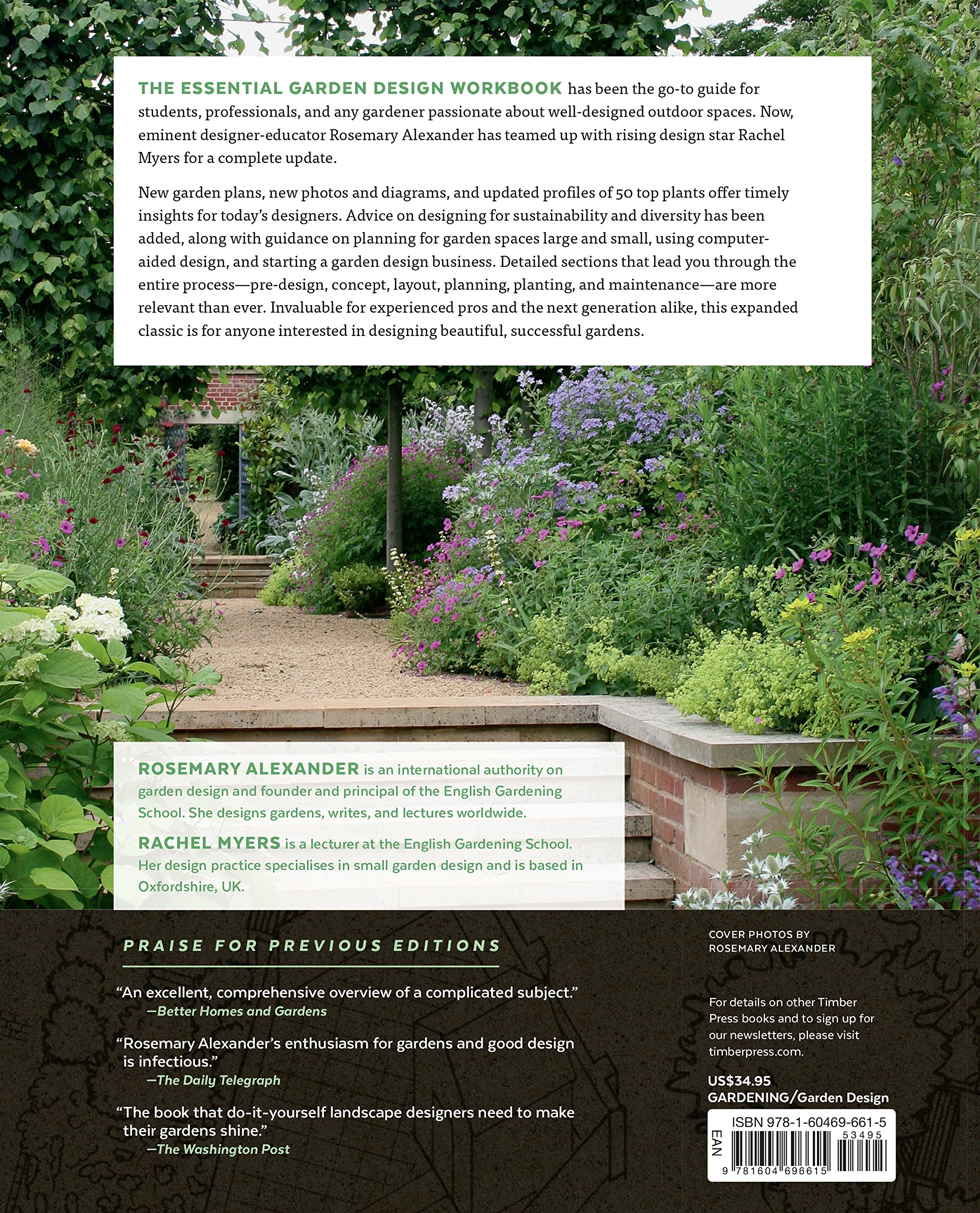 The Essential Garden Design Workbook Completely Revised And Expanded Amazon Com Br