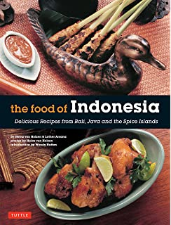 Indonesian cooking satays sambals and more indonesian cookbook the food of indonesia delicious recipes from bali java and the spice islands forumfinder Choice Image